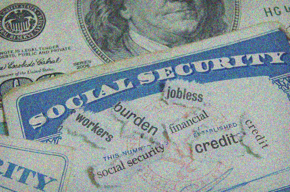 No Security in Social Security
