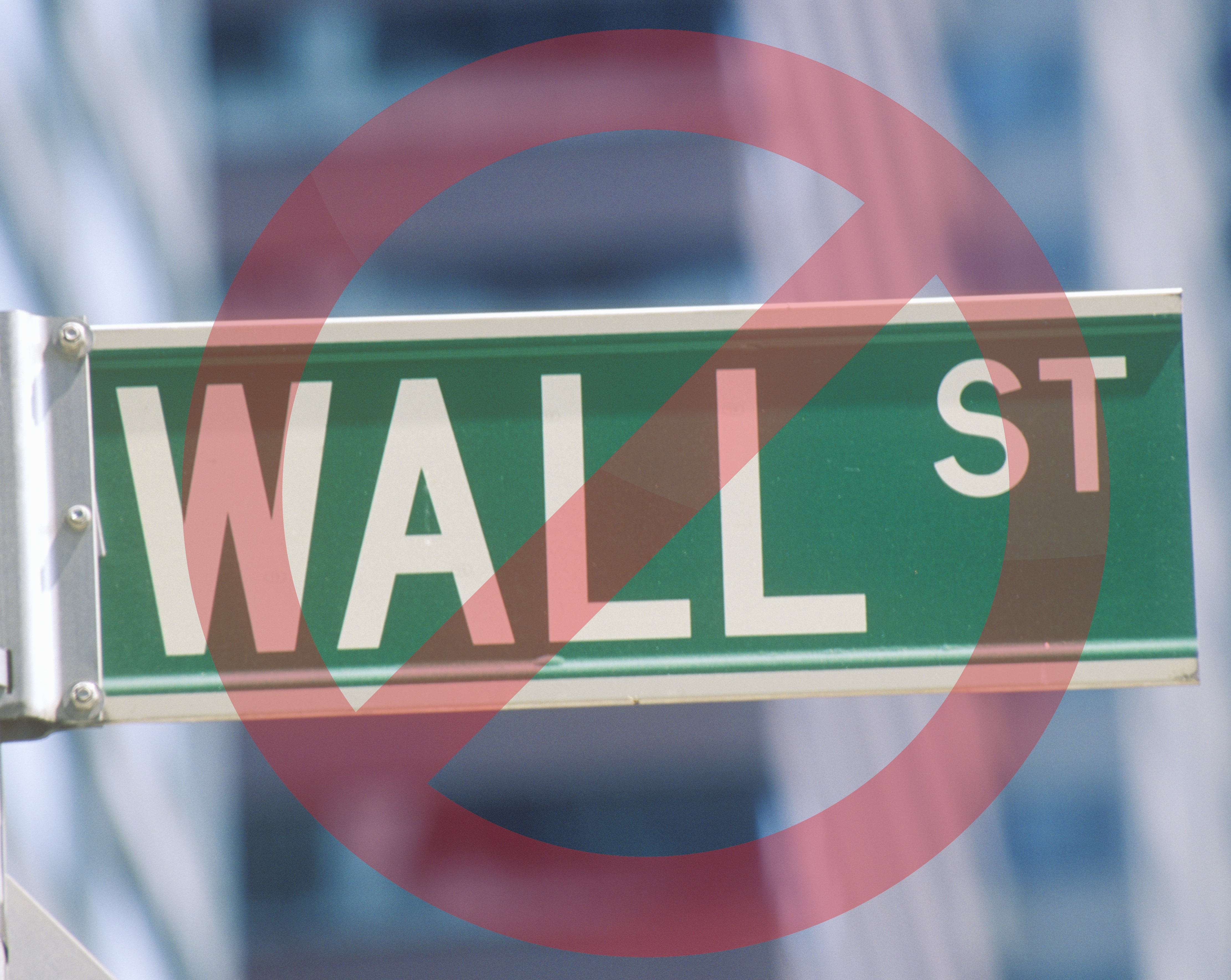 Don't Let Wall Street Box You In - negative interest rates