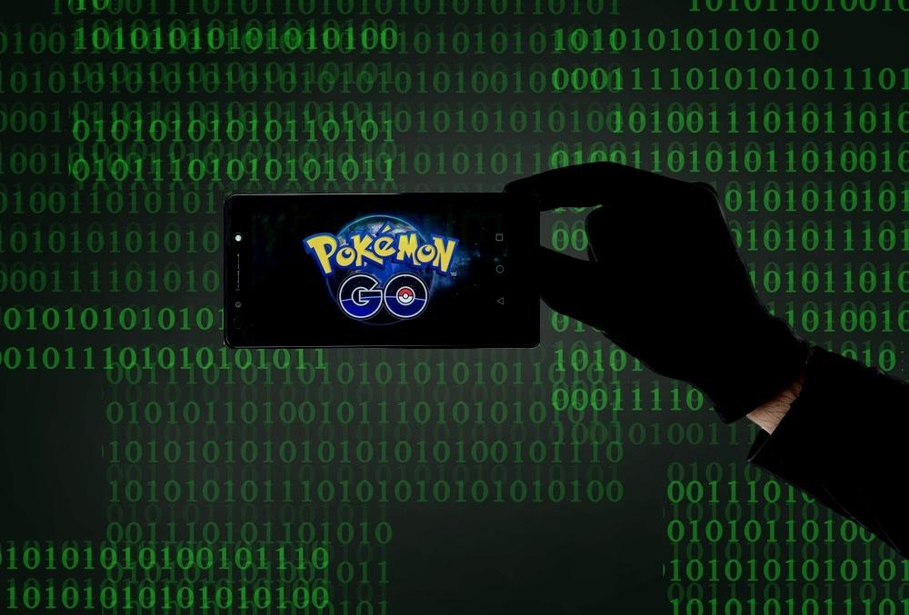 Poke?mon Go Privacy Invasion