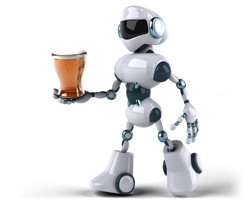 Beware Robots Bearing Beer - Jobs