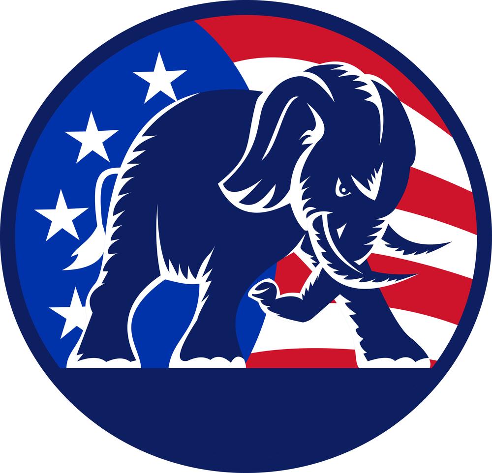 The Stock Market Crushing Elephant