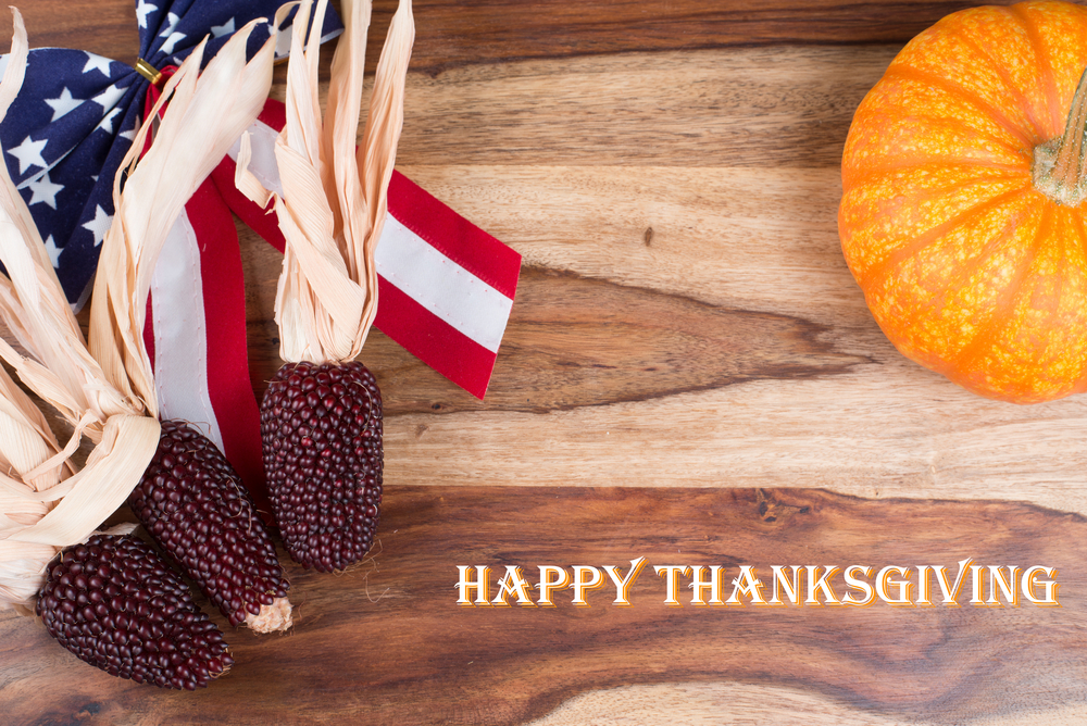Thanksgiving: A Time For Heartfelt Thanks