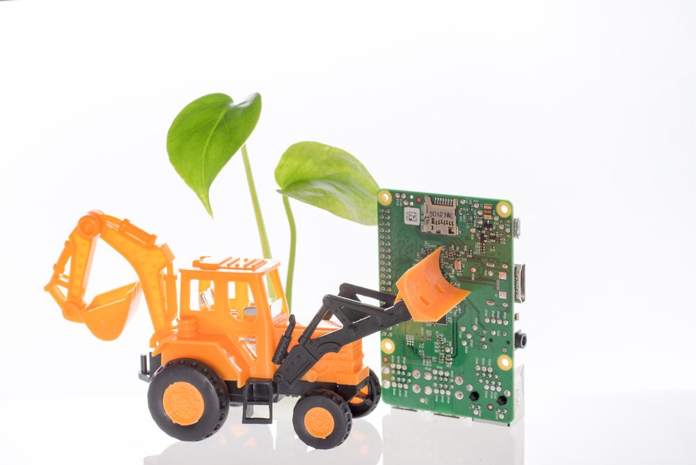 Farming the Internet of Things (IoT)