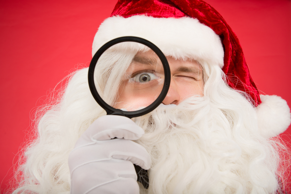 Privacy Invasion Stop the Santa Lie