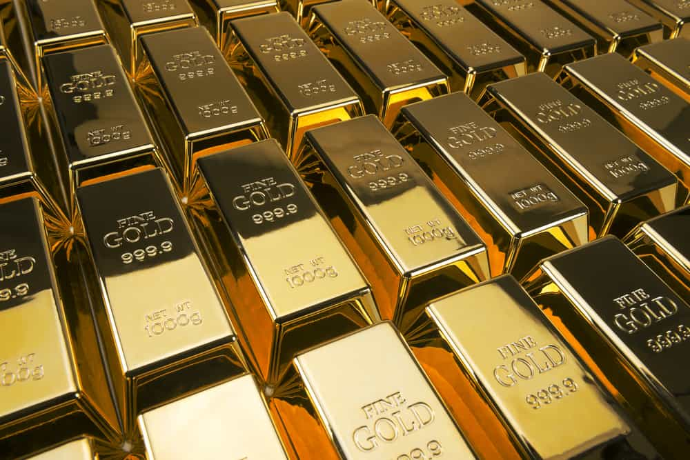 Fortune Favors the Gold Stocks