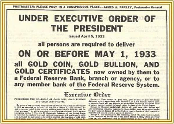 Danger Lurks in Executive Orders