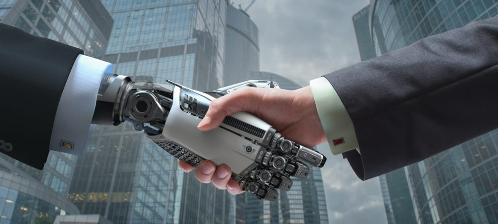 A recent article in MIT Technology Review sheds light on the opportunities in artificial intelligence (AI) as yet another industry becomes robotized.