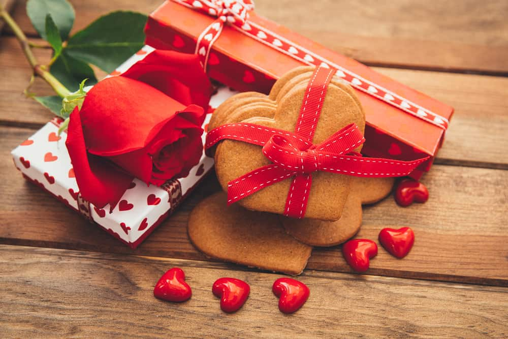 """You might think the time to trade Valentine's Day is before the holiday. However, it's not too late to make a literal """"flowers and chocolate"""" trade."""