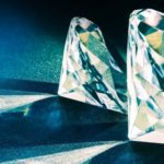 De Beers sold us on the idea that diamonds are a measurement of love and commitment. But diamonds continue to be a great store of wealth, much like gold.