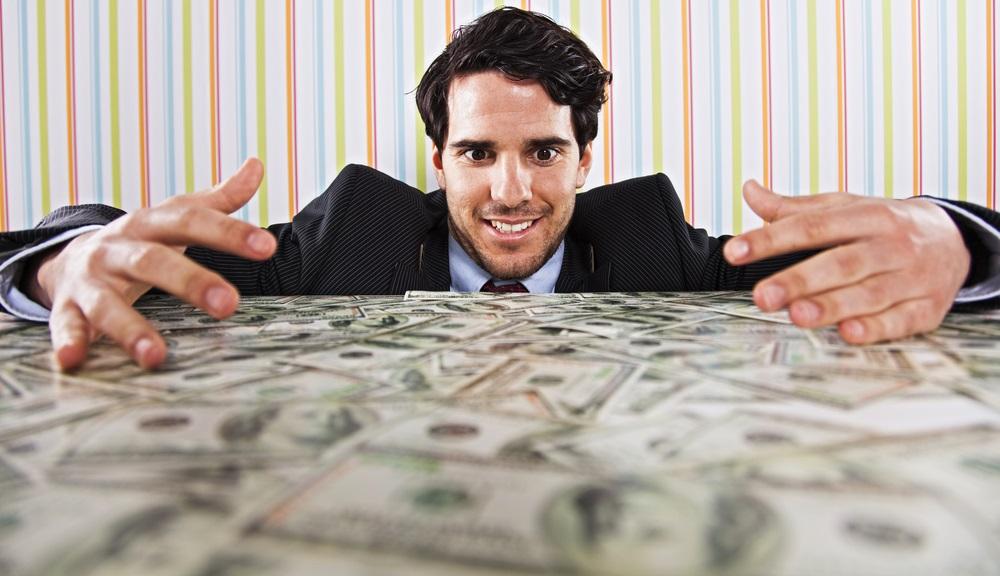 Dollar Mania Hits Wall Street