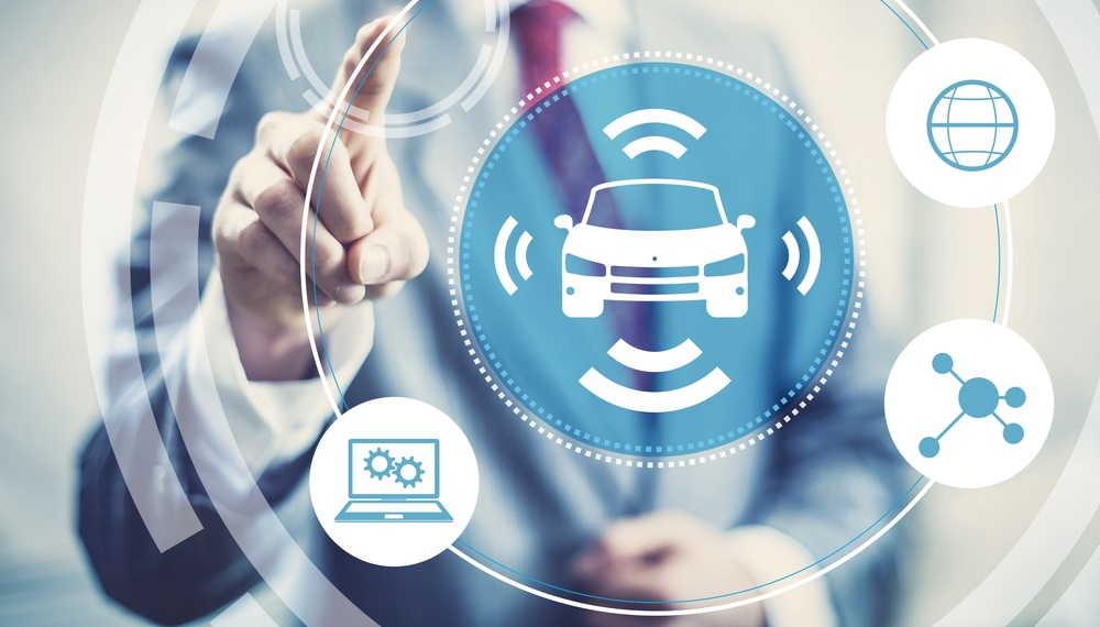 Self-driving cars are a critical component of the Internet of Things mega trend. And as you can see, they're making people huge amounts of money quickly.