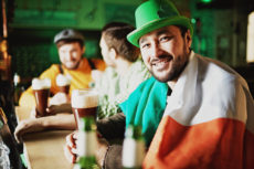 On St. Patrick's Day, everyone wants to be Irish. But in the United Kingdom these days, so many Brits are clamoring to become Irish citizens that the demand has overwhelmed the Department of Foreign Affairs in Dublin.
