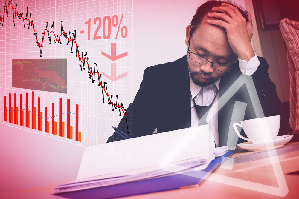 Some investors like to ignore losses, but a loss is real whether you sell or not. And ignoring it and refusing to sell risks even more money.