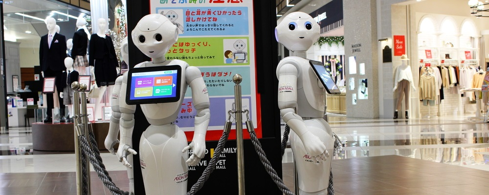 Robots: Coming to a Store Near You