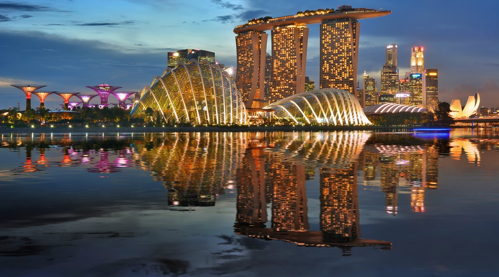Singapore — now growing faster than first-place Switzerland — will become the largest offshore financial center in the world by 2028.