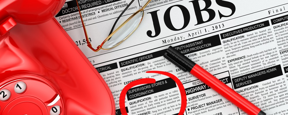 There are more job openings than new hires. This indicates employers have problems finding qualified applicants, which is important for a couple of reasons.