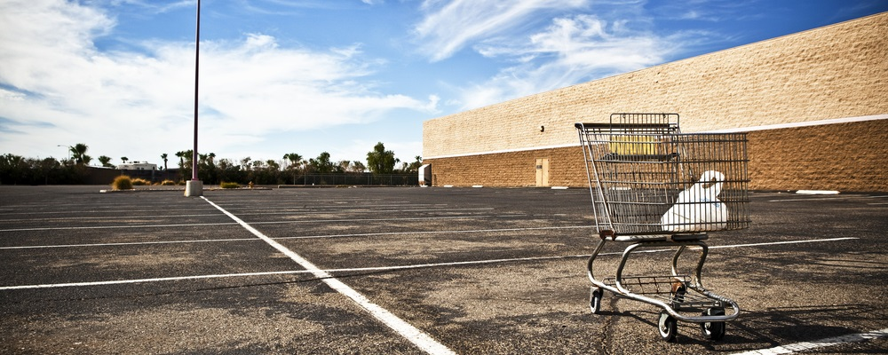 With Macy's, Sears, Chico's and other mall retailers all shuttering locations, it seems big malls are going to be in trouble sooner rather than later.
