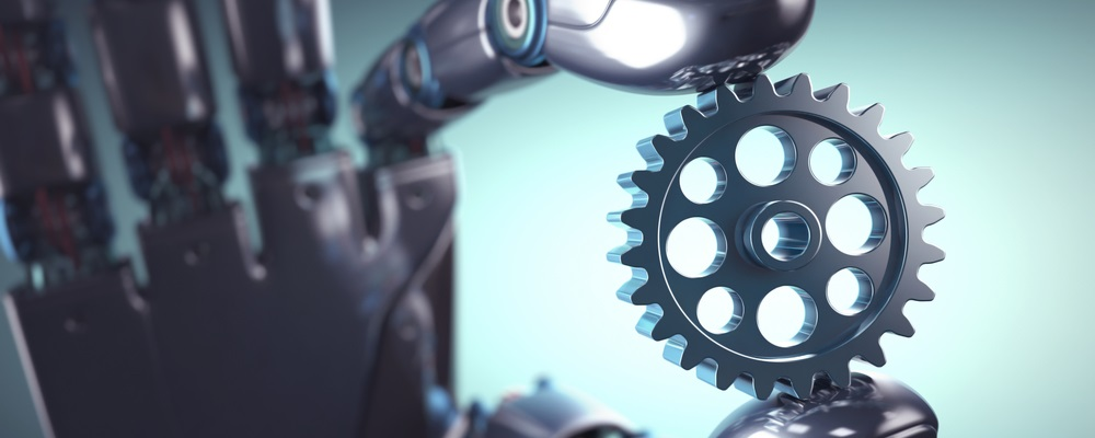 Instead of human labor, companies are using robots to get more output and efficiency while saving money — a win-win for them.