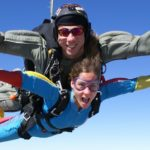 I may have read up on skydiving, but my fear and inexperience would have meant costly mistakes if I had tried to do it alone,