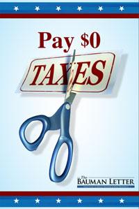 Pay $0 Taxes