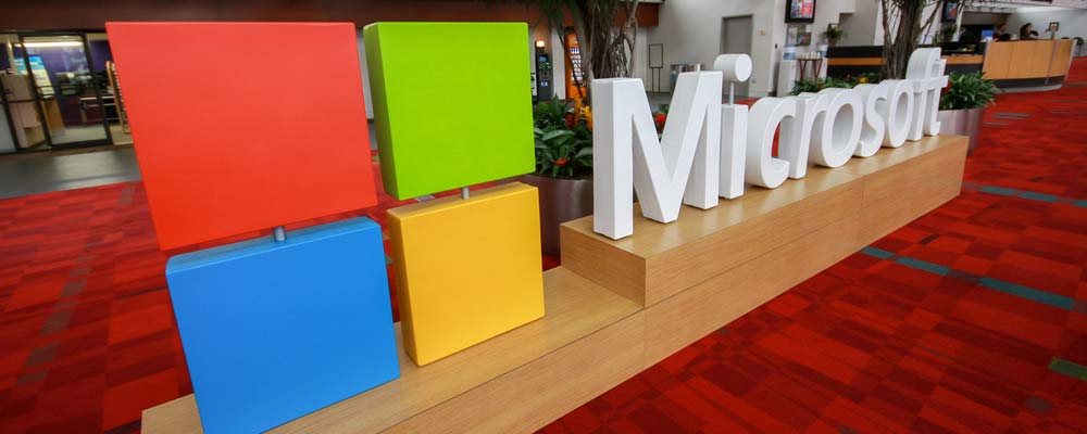 Microsoft is thriving to such a degree that it briefly overtook Apple as the largest U.S. company by market capitalization last week.