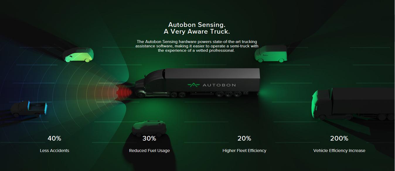 Autobon Trucking Fleets