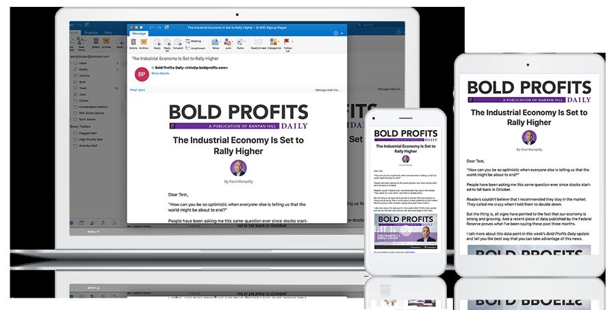 Bold Profits Daily