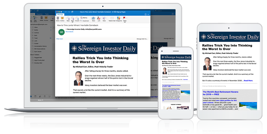 Sovereign Investor Daily