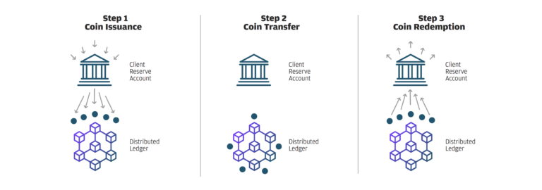JPMorgan Coin Transaction Process