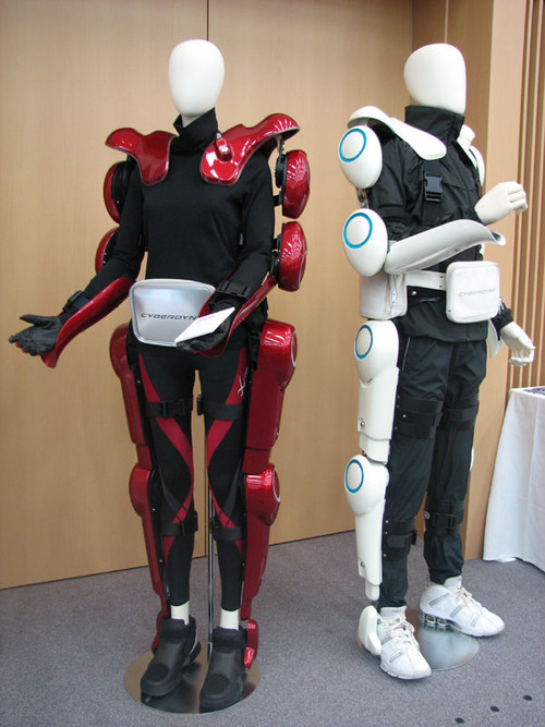 Cyberdyne HAL suits