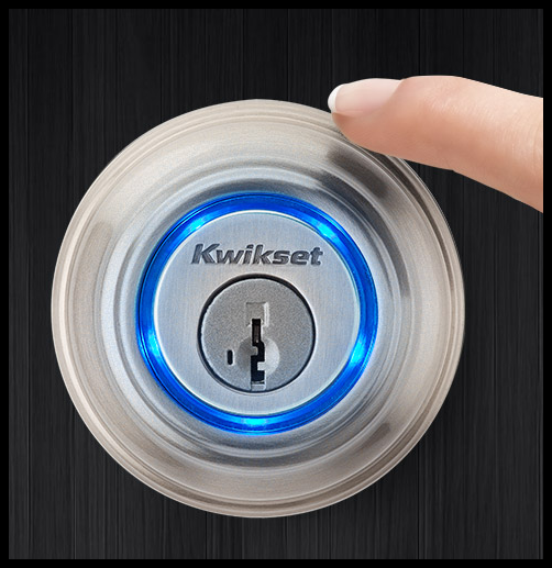 Kwikset Kevo Smart Door Lock