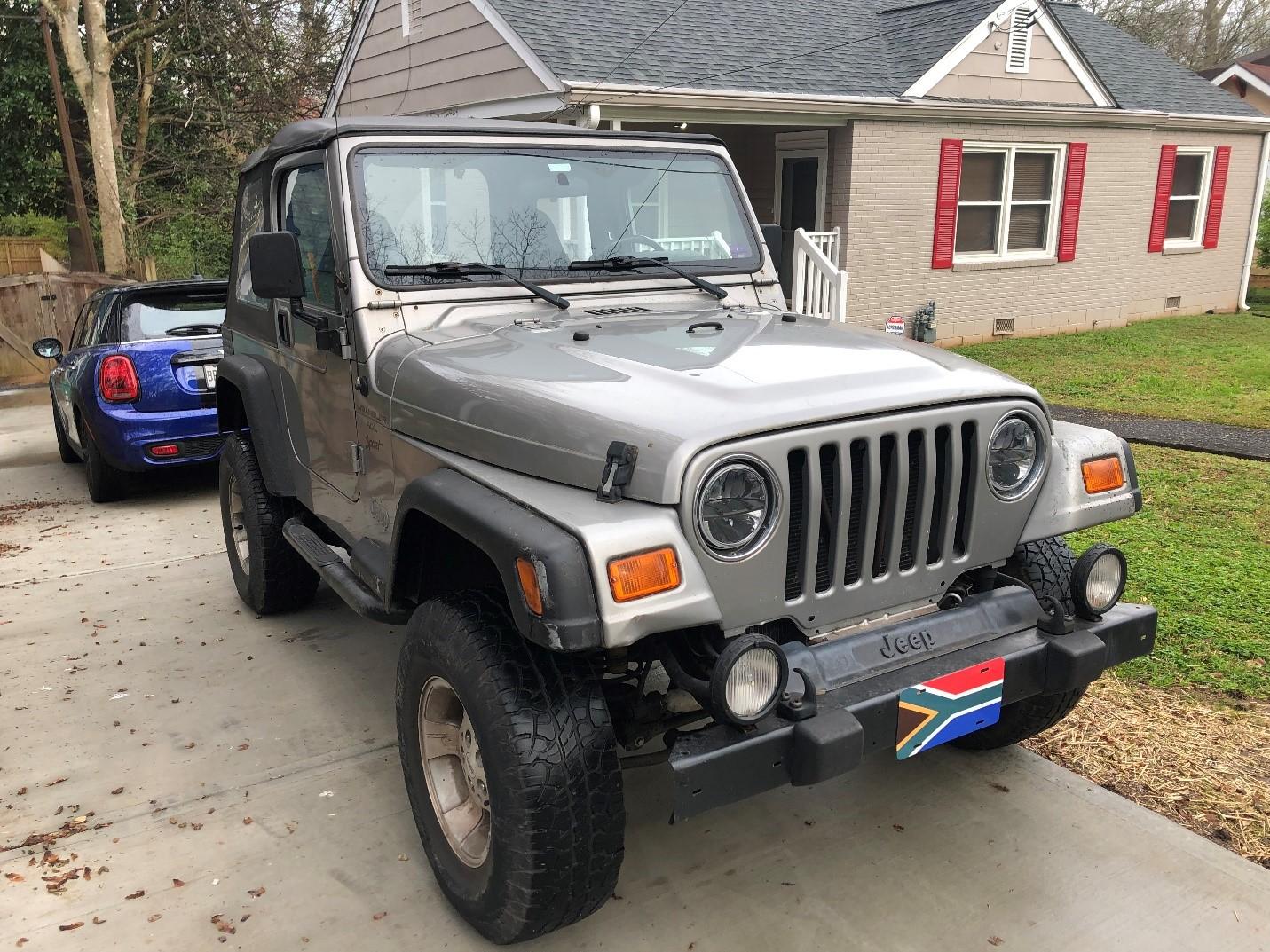 Jeep DIY Auto Parts