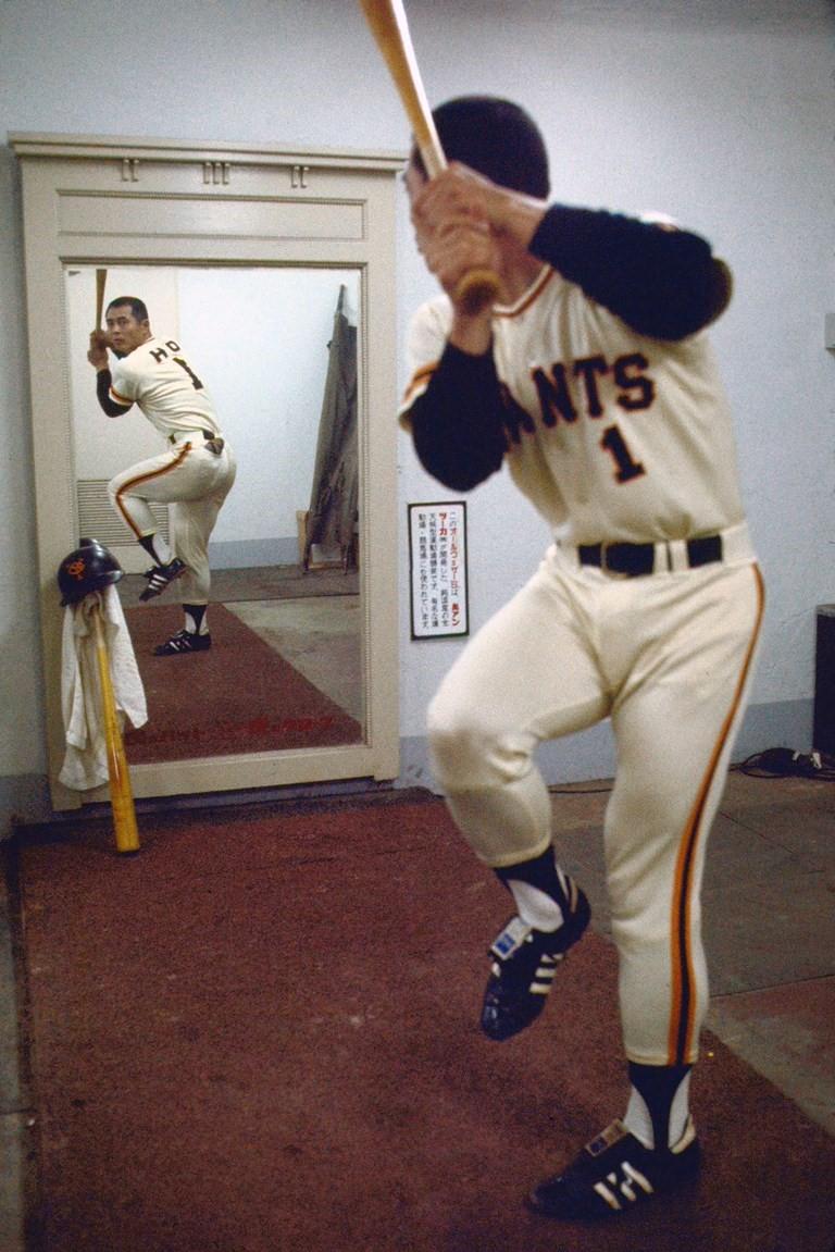 Sadaharu Oh Baseball Stance