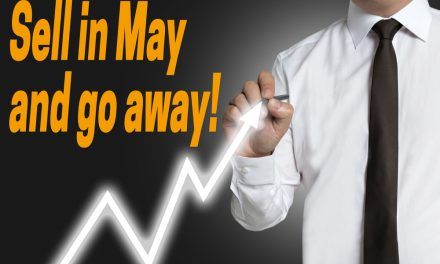 "We're almost there. Just a few more trading days until we start hearing ""sell in May and go away."" As with all market sayings, it's important to dig deeper."