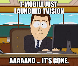 TVision just launched and it's gone meme