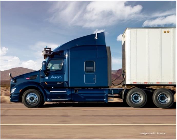 semi-truck image