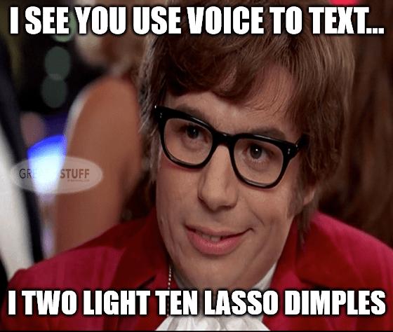 Voice to Text Microsoft meme