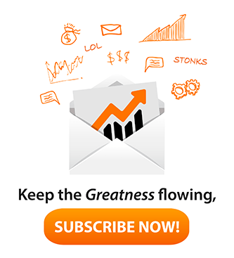 Great Stuff Subscribe Button