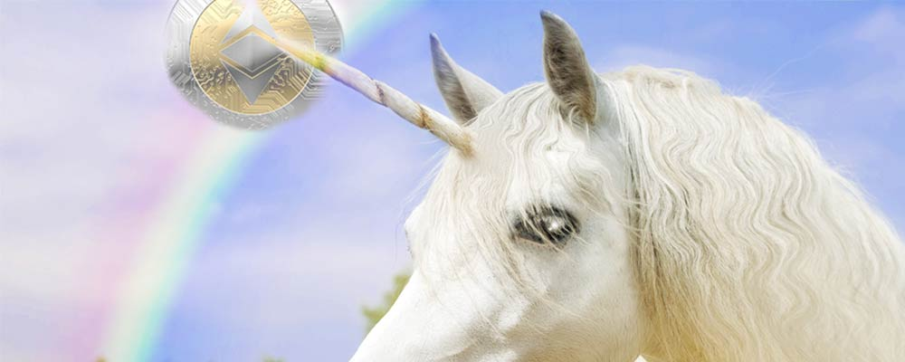 "The speculation that investors can get in on the ground floor of the ""next big thing"" in cryptocurrency is leading to price rises that markets have never witnessed in history. This is unleashing a new type of startup unicorn: the cryptocorn."