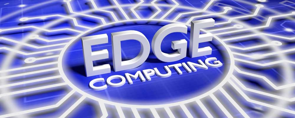 Companies that offer cloud storage have been seeing massive growth. But now the next step in the technology is here: edge computing.
