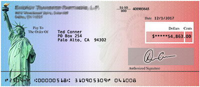 image of check