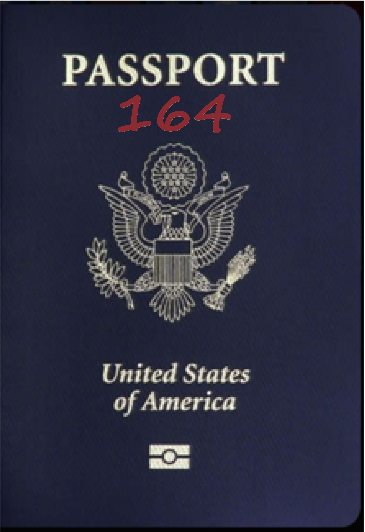 Your U.S. passport covers about 80% of the world you can visit without getting tied up in paperwork. But it isn't the most powerful one out there.