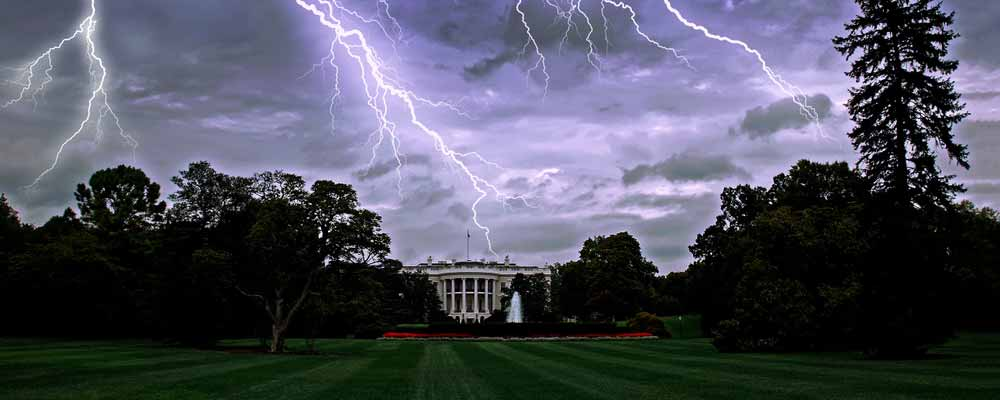 Washington Economic Storm