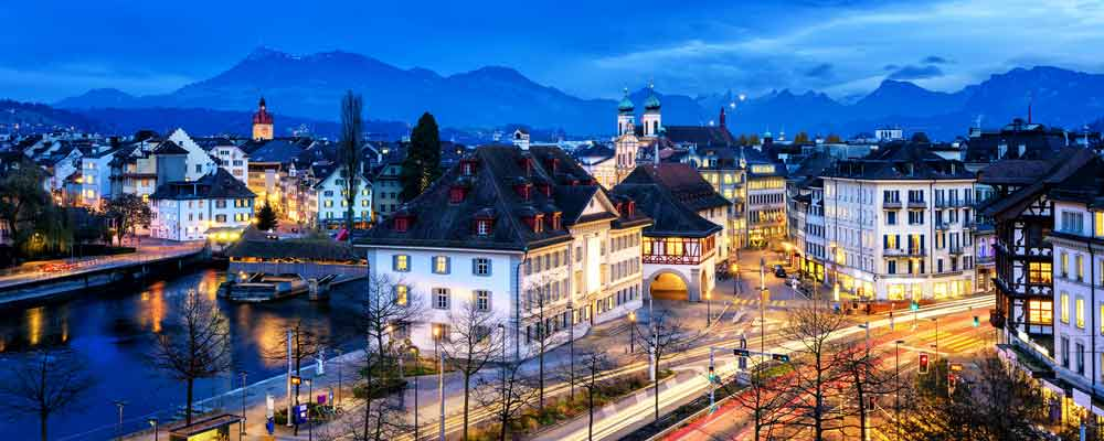 Switzerland Is Your Safe Haven in Times of Crisis