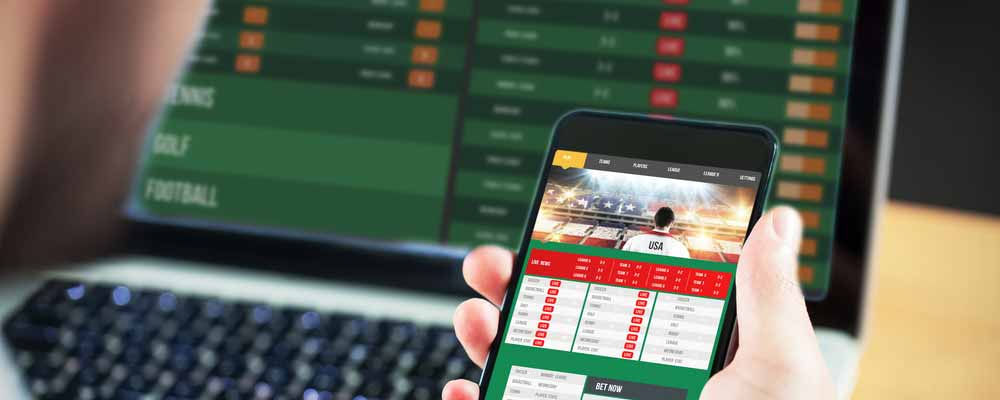 Just about everybody watches sports, and may even play fantasy sports. But there's an entire industry out there that's being covered up: sports betting.