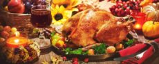 This year's Thanksgiving dinner comes in as the cheapest in nearly a decade. Much of this year's savings are from the centerpiece — the turkey.