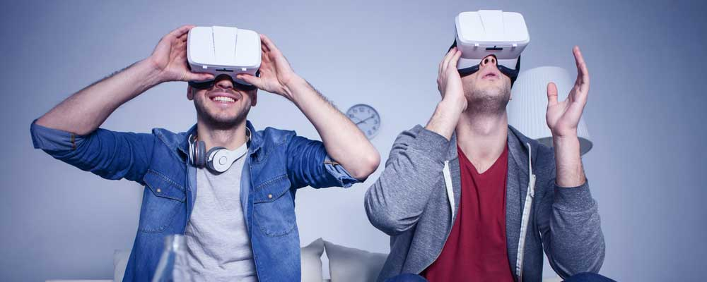 Virtual reality will wipe out the current versions of television, movies and video games. And early investors stand to make a fortune.