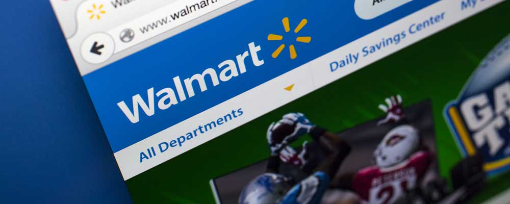"We often overlook supposedly ""old school"" blue chips that are adapting quite well to the technological landscape. Wal-Mart is an excellent example."